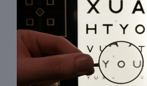 NHS Eye Tests for Lanarkshire